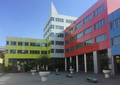 Bovisa Tech - Mendini Square